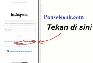 Cara Mengetahui Password Instagram Yang Lupa 1