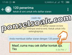 Cara Mengetahui Siapa Yang Menyimpan Nomor Whatsapp Kita 5