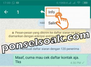 Cara Mengetahui Siapa Yang Menyimpan Nomor Whatsapp Kita 7