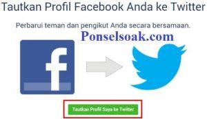 Cara Menghubungkan Twitter Ke Facebook 3