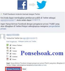 Cara Menghubungkan Twitter Ke Facebook 6