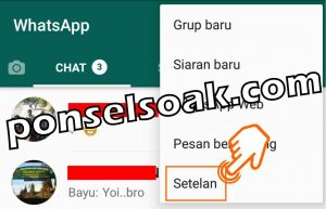 Cara Menyadap WhatsApp Lewat Gmail 2