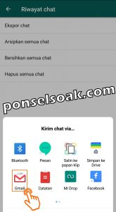 Cara Menyadap WhatsApp Lewat Gmail 7