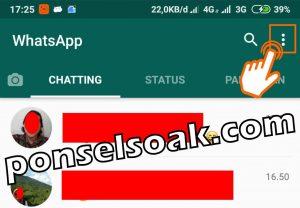 Cara Menyembunyikan Foto Profil Whatsapp 1