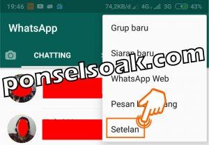 Cara Menyimpan File Foto Video Dokumen Whatsapp Otomatis