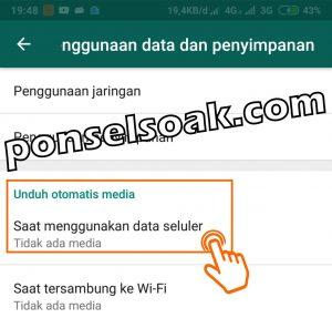 Cara Menyimpan Foto Whatsapp Otomatis 6