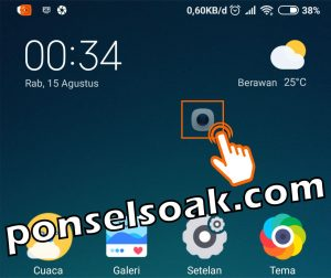 Cara Screenshot Di Xiaomi 17
