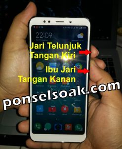 Cara Screenshot Di Xiaomi 4
