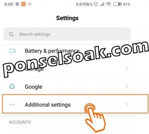 Cara Screenshot Di Xiaomi 9