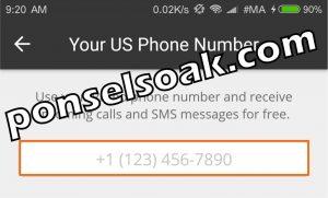 Cara daftar whatsapp dengan email dan nomor hp 9