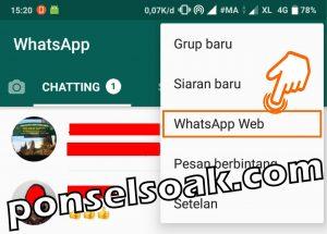 Cara melihat barcode whatsapp 3