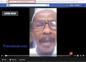 Download Video Facebook Menggunakan IDM 11