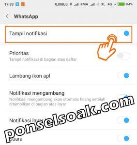 FAQ Notifikasi Whatsaap 12 1