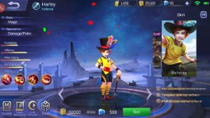 Hero Harley Mobile Legend