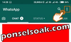 Keluar dari semua perangkat whatsapp web 1