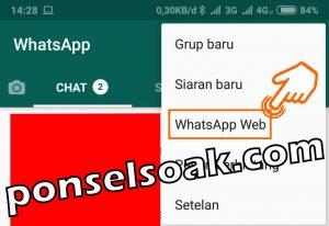 Keluar dari semua perangkat whatsapp web 2
