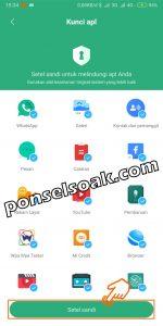 Kunci Aplikasi Whatsapp 3