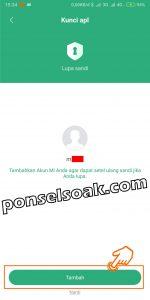 Kunci Aplikasi Whatsapp 5