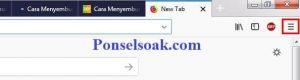 Melihat Password Facebook Menggunakan Mozilla Firefox 1