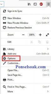 Melihat Password Facebook Menggunakan Mozilla Firefox 2