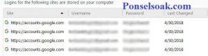 Melihat Password Facebook Menggunakan Mozilla Firefox 7