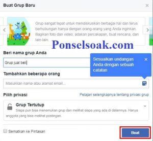 Mendapat Uang Dari Facebook Dengan Membuat Grup Jual Beli 2