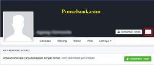Mengatasi Lupa Kata Sandi FB Menggunakan FB Teman 6