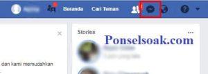 Menghapus Pesan Facebook Messenger Melalui Web 2