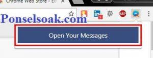 Menghapus Pesan Facebook Messenger Menggunakan Chrome 5