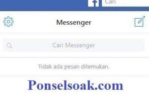 Menghapus Pesan Facebook Messenger Menggunakan Chrome 8