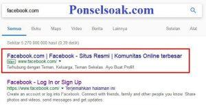Bagaimana cara melihat dan mengganti password di Facebook kita sendiri di Android 4+ Cara Melihat (Letak)  Mengganti Password Facebook Sendiri