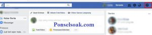 Mengubah Password Facebook Melalui PC 4