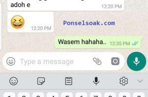 Menulis Hruf Arab di Android Samsung 1