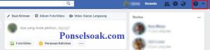 Menutup Akun Facebook Sementara Melalui Web 3