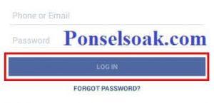 Menyembunyikan Daftar Teman Di FB Melalui Android 2