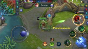 Skill 2 Akai Mobile Legends Blender