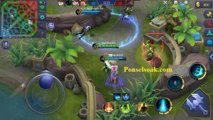 Skill 2 Estes Mobile Legends Domain of Moon Goddess