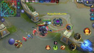 Skill 2 Godspeed Strike Freya Mobile Legend