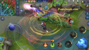 Skill 2 Irithel Mobile Legends Jungle Heart