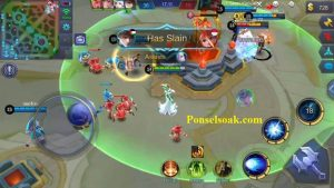 Skill Pasif Aurora Mobile Legends Pride Of Ice