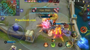 Skill Pasif Irithel Mobile Legends Jungle Heart