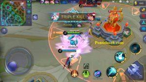 Skill Ultimate Kagura Mobile Legends Yin Yang Overturn Hold Umbrella