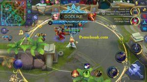 Skill Ultimate Odette Mobile Legends Swan Song