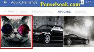Upload Dan Hapus Foto Profil Facebook Melalui Android 12
