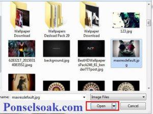 Upload Dan Hapus Foto Profil Facebook Melalui PC 6