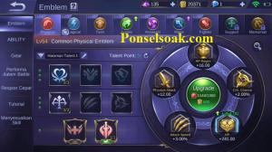 Mau tau build item gear Hero Hylos Mobile Legends Tersakit Build Hylos Mobile Legends Tersakit