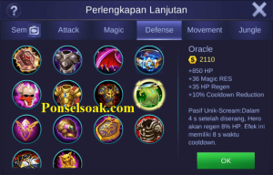 Build Gear Alpha Mobile Legends 3