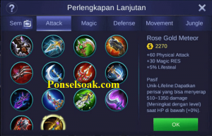 Build Gear Alpha Mobile Legends 4