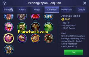 Build Gear Chou Mobile Legends 4