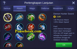 Mau tau build item gear Hero Claude Mobile Legends Tersakit Build Claude Mobile Legends Tersakit